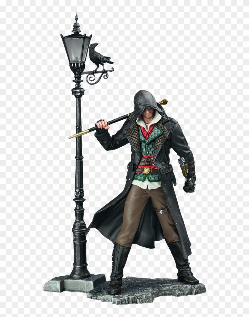 Assassin S Creed Syndicate Action Figure Hd Png Download 559x1000 2720177 Pngfind