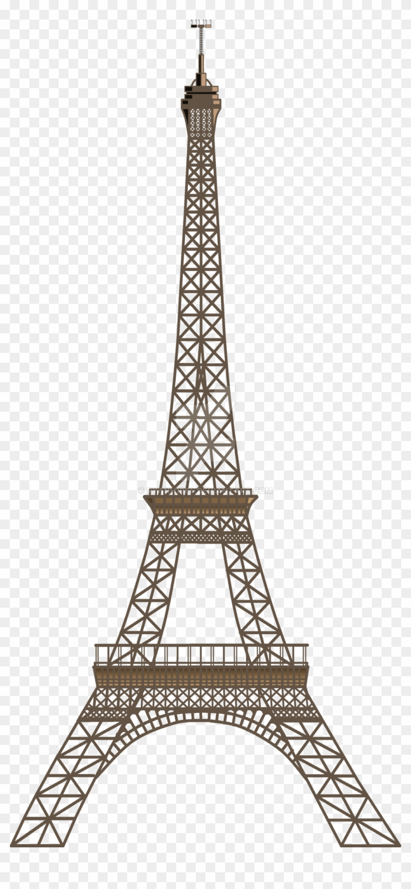 Eiffel Tower Transparent Hd Png Download 1024x2163 2722505 Pngfind