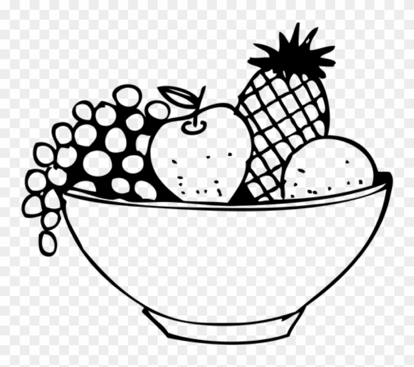 Images Of Fruit Basket For Drawing 38 Free Download - Dibujos De ...