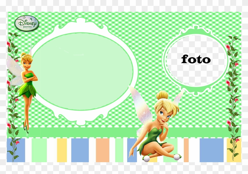 Tinker Bell Free Printable Invitations Labels Or Convites De
