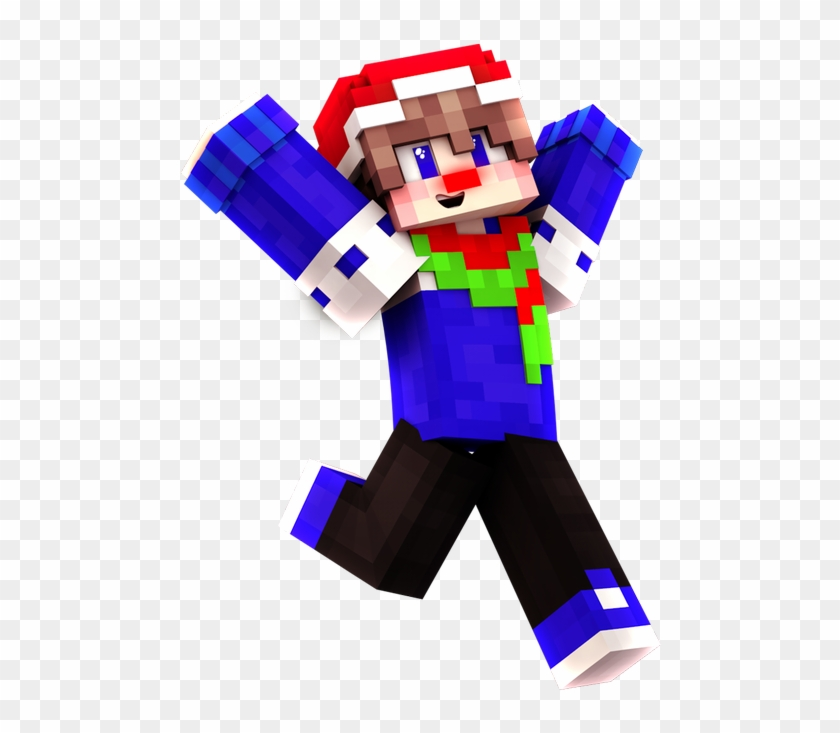 11 Jan Minecraft Skin Render Png Transparent Png