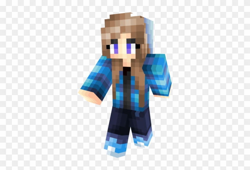 Minecraft Skins Skindex Minecraft Blue Girl Skin Cool Hd Png Download 640x640 2755890 Pngfind