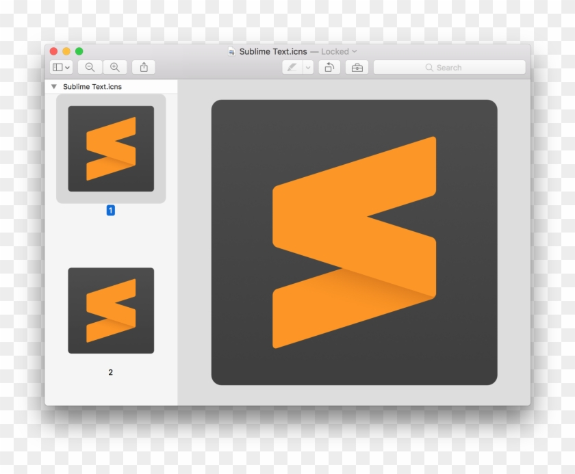 Https - //i - Imgur - Com/nuodad5 - Sublime Text New Icon, HD Png
