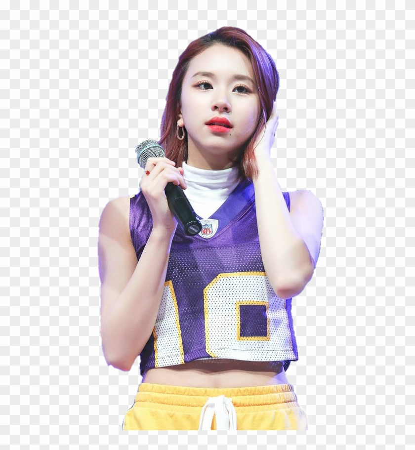Twice Chaeyoung No Background , Png Download - Don T Touch