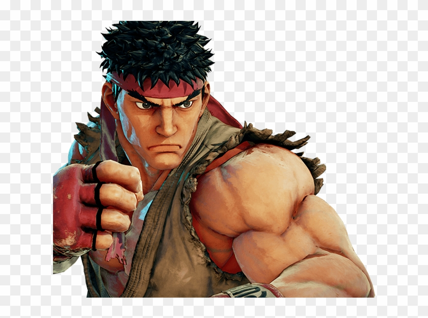 Ryu Png Street Fighter 5 Ryu And Ken Transparent Png 659x543 282716 Pngfind