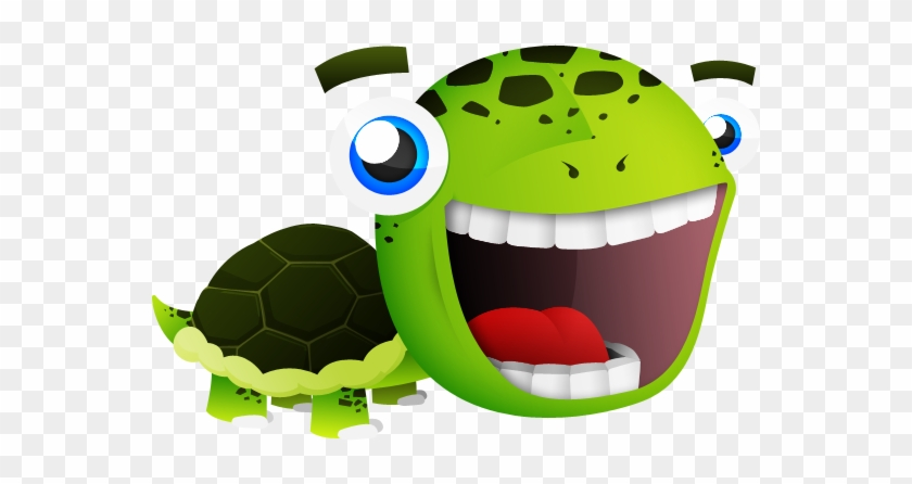 Funny Face Football Clipart Turtle Cartoon Png Transparent Png