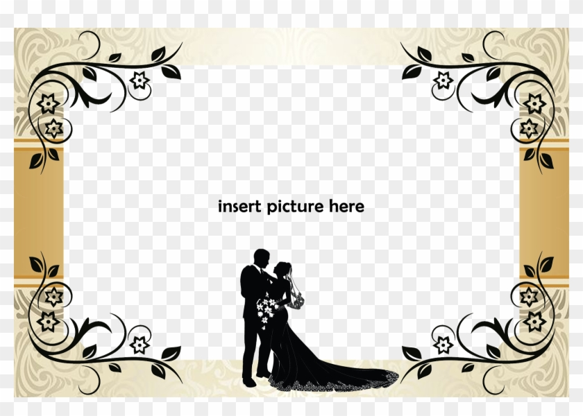 photograph regarding Free Printable Wedding Cards known as Obtain Cost-free Printable Wedding ceremony Png Body Obtain - One of a kind