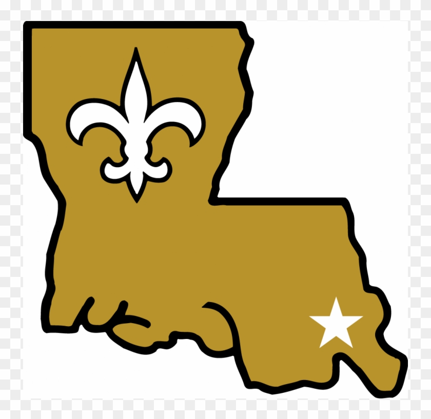 New Orleans Saints Iron On Stickers And Peel Off Decals