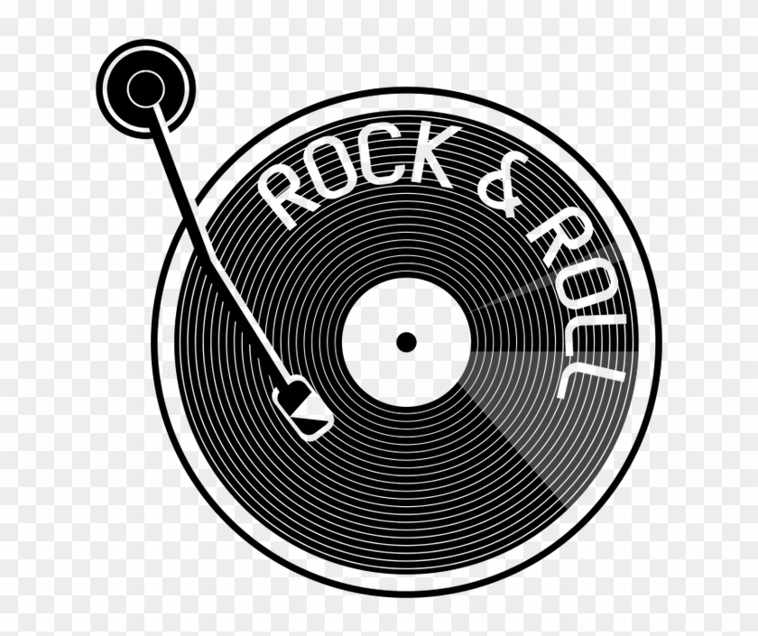 700 X 700 22 - Disco De Vinil Rock And Roll, HD Png Download - 700x700(#2822181) - PngFind