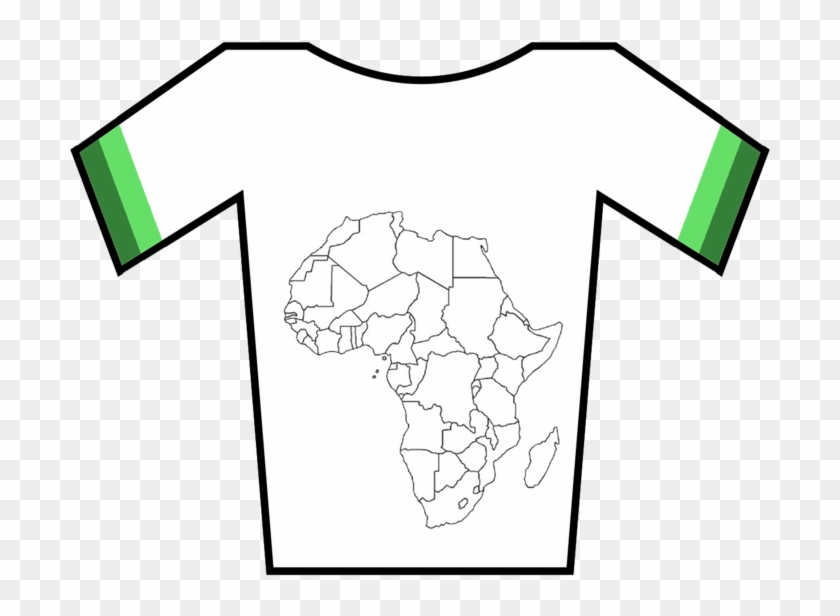 File - Africanchampionjersey - Blank Map Of Africa, HD Png ... Blank Map Of Africa Black And White on usa clip art black and white, blank map south and east countries, blank african map countries labeled, labeled map of africa in black and white, blank map south of the sahara, large africa map black and white, blank map with rainforests labeled, blank map of asia, blank countries of west africa,