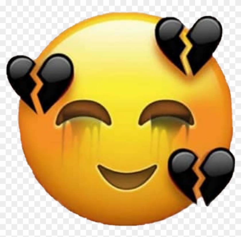 Emoji Sticker Tumblr Hd Png Download 1024x957 2834235 Pngfind