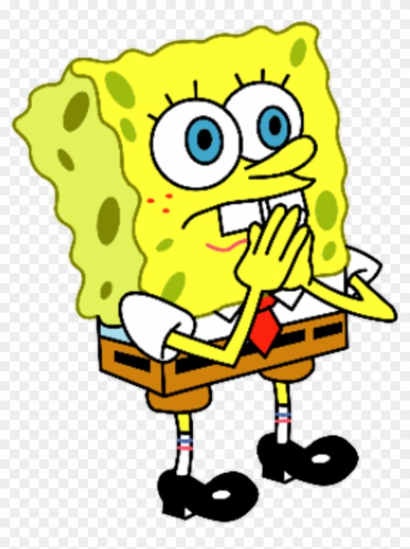 Spongebob Face Clipart With A Transparent Background