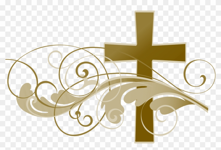 Divider Clipart Religious Catholic Happy Easter Clipart Hd Png