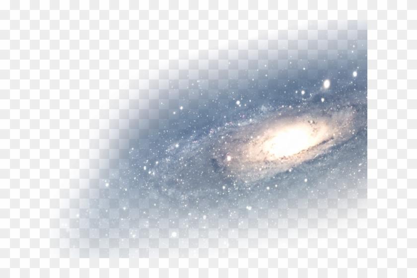Elliptical galaxy. Spiral clipart milky way