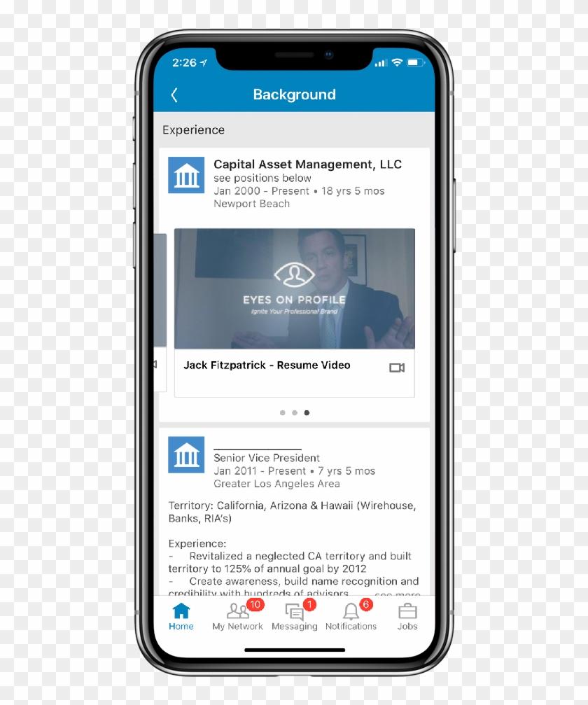Lck Linkedin Mockup Phone - Marlboro Rewards Catalog Redeem