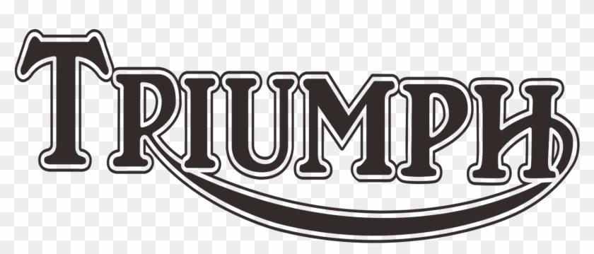 Download Triumph Motorcycle Logo Full Size Image Pngkit Triumph