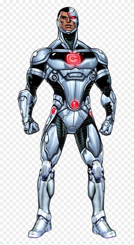 """""""Toutes les grandeurs de ce monde ne valent pas un bon ami."""" V. [Avec Ray Palmer] 287-2874779_dc-comics-cyborg-png-transparent-png"""