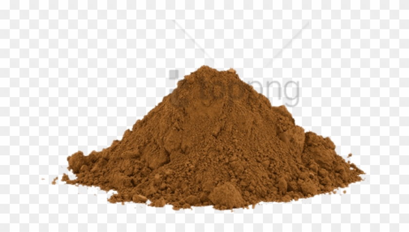 Dirt transparent background. Free png pile of