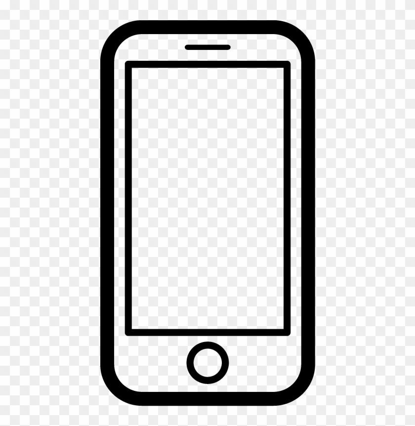 Mobile Phone Icon Vector Png - Mobile Phone Icon Transparent