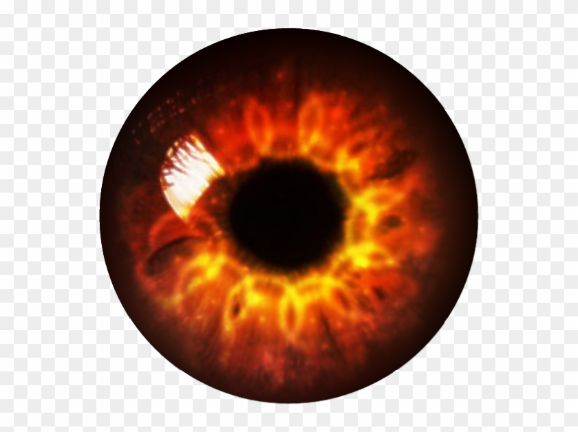 Fire Eyes Png, Transparent Png - 600x602(#292888) - PngFind