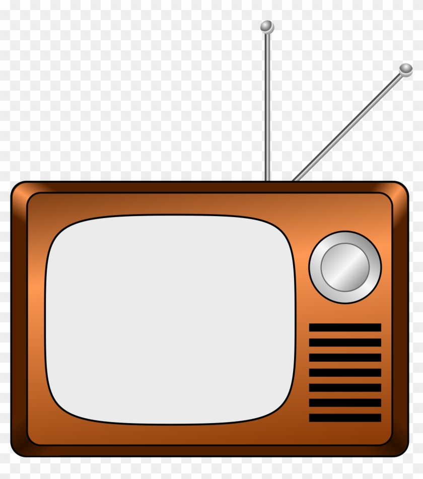 Old Tv, Online Websites, Television, Netflix, Clip - Old