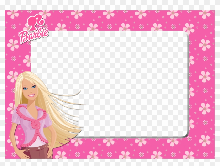 Free Png Download Barbie Frame Png Images Background - Hello