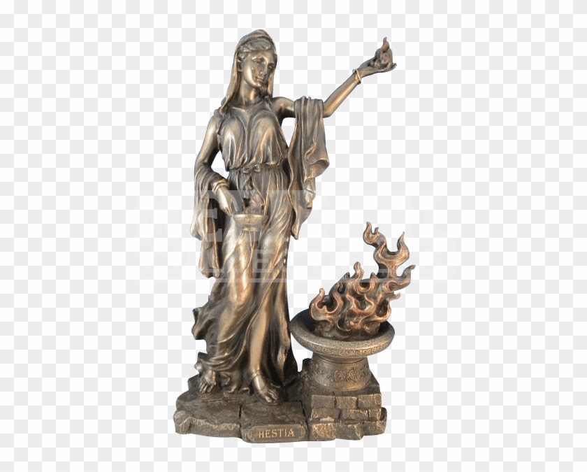 Hestia Statue, HD Png Download - 594x594(#2903915) - PngFind