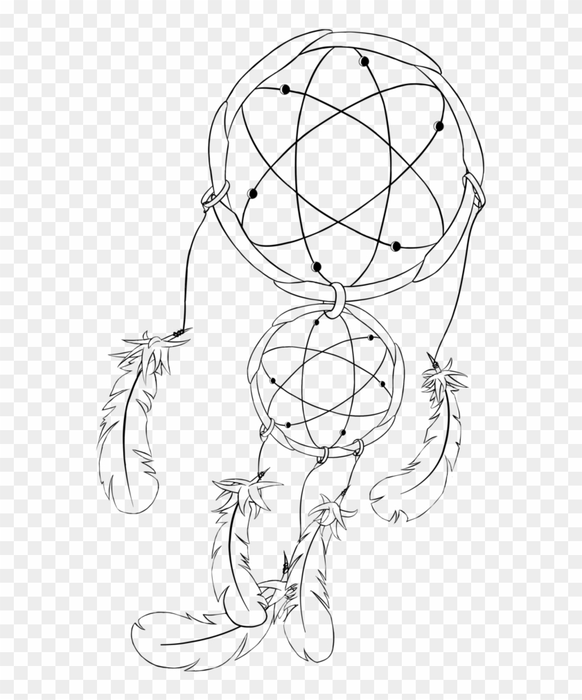 Picture Transparent Download Collection Of Free Easy Easy Draw Dreamcatcher Drawings Hd Png Download 752x1063 2904776 Pngfind