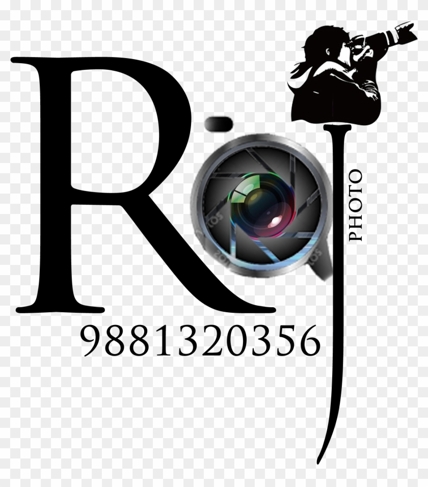 Raj Photography Camera Logo Png