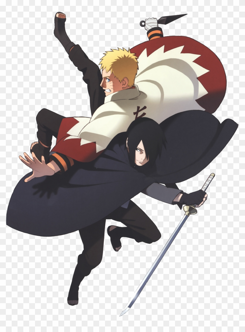 In characters naruto and sasuke adult hd png download