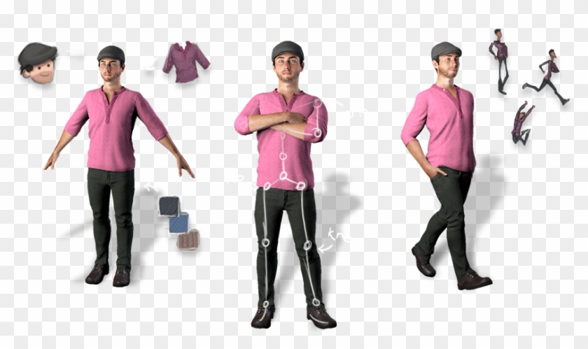 Fortnite Dance Gif Transparent Character Animation Hd Png Download 1160x590 2925841 Pngfind