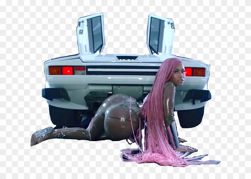 Minaj big ass nicki BIG SEAN