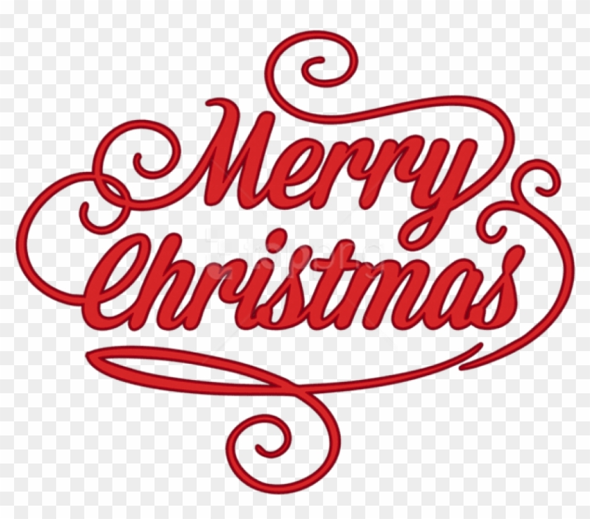 Merry christmas transparent background. Free png red images