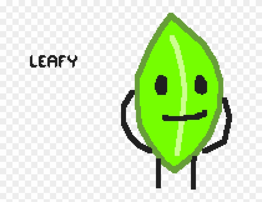Leafy From Bfdi, HD Png Download - 1024x576(#2942192) - PngFind