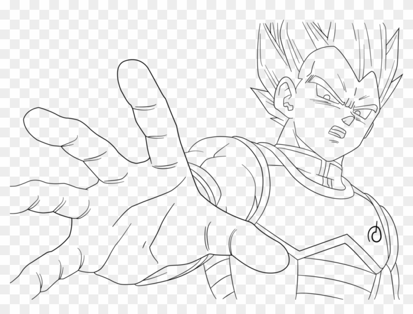 13 Vegeta Drawing Super Saiyan God For Free Download Vegeta