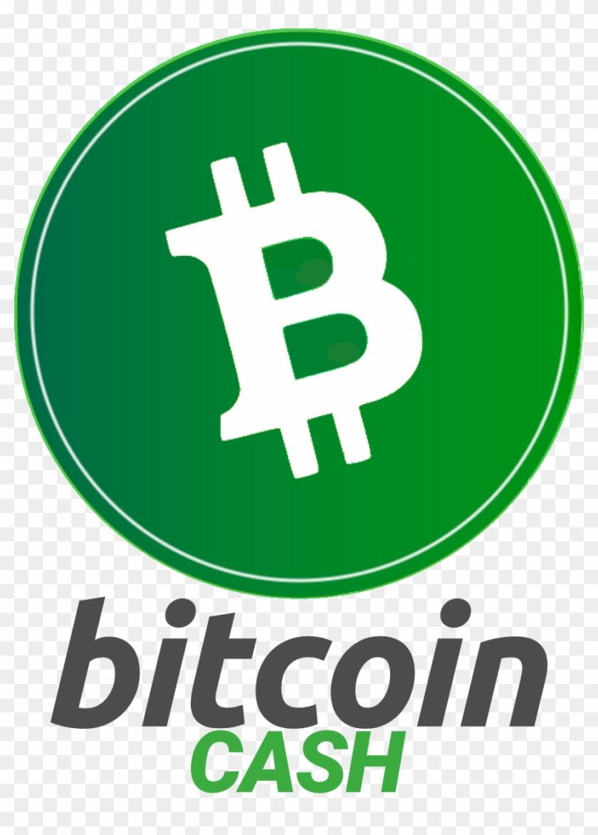 Bitcoin Cash Logo Png Transparent Png 900x1213 2960121 Pngfind