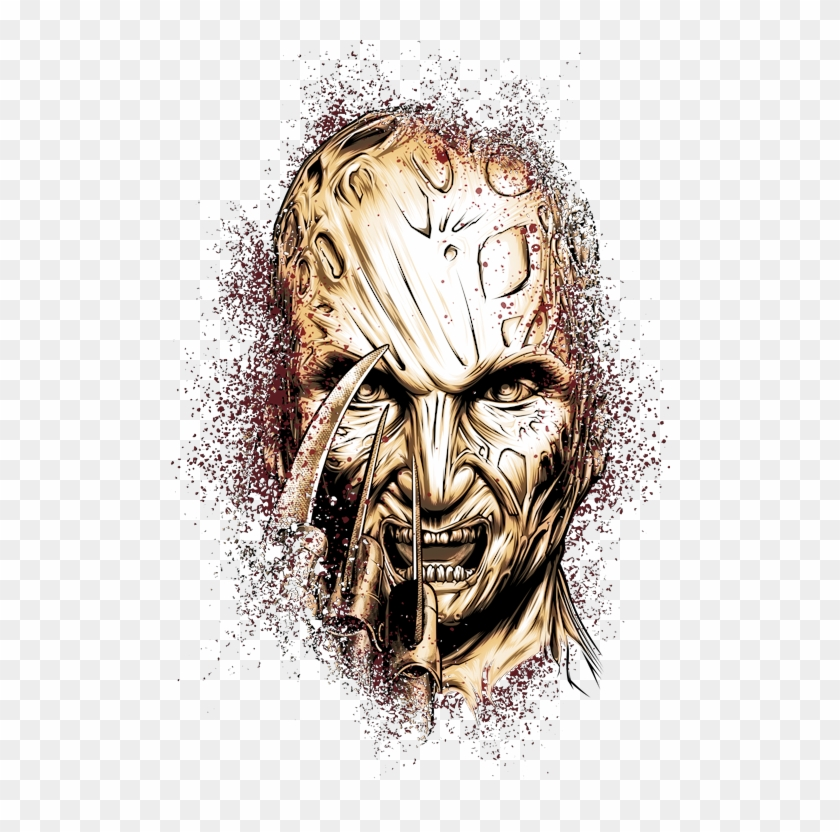 Freddy Krueger X Venom Iii By Flick Picasso Via Behance Freddy Krueger Artwork Vector Hd Png Download 500x752 2960349 Pngfind He first appeared in wes craven's a nightmare on elm street (1984). freddy krueger x venom iii by flick