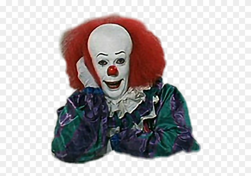 Pennywise It Sarcastic Memes For Boyfriend Hd Png Download 504x510 2968881 Pngfind