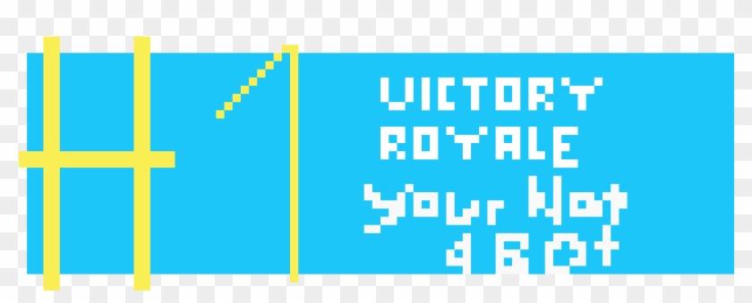 Fortnite Victory Royale Majorelle Blue Hd Png Download