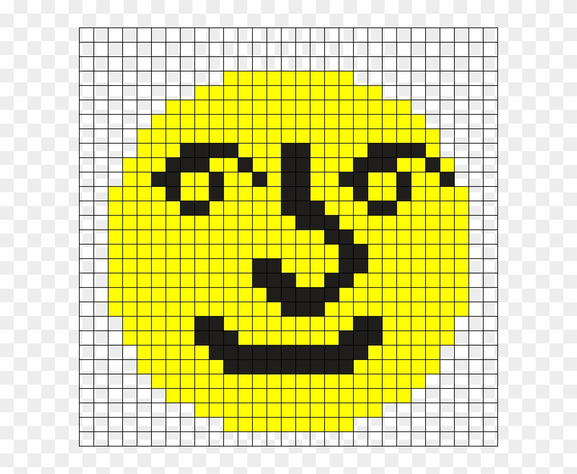 Pixel Art Easy Emoji