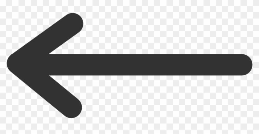 Small Arrow Clipart, HD Png