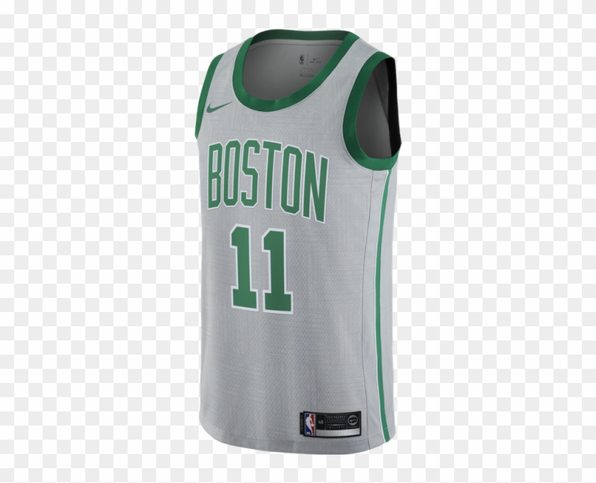 5ca2a45fe78 Nike Nba Connected Jersey Kyrie Irving City Edition - 塞 爾 提 克 球衣, HD