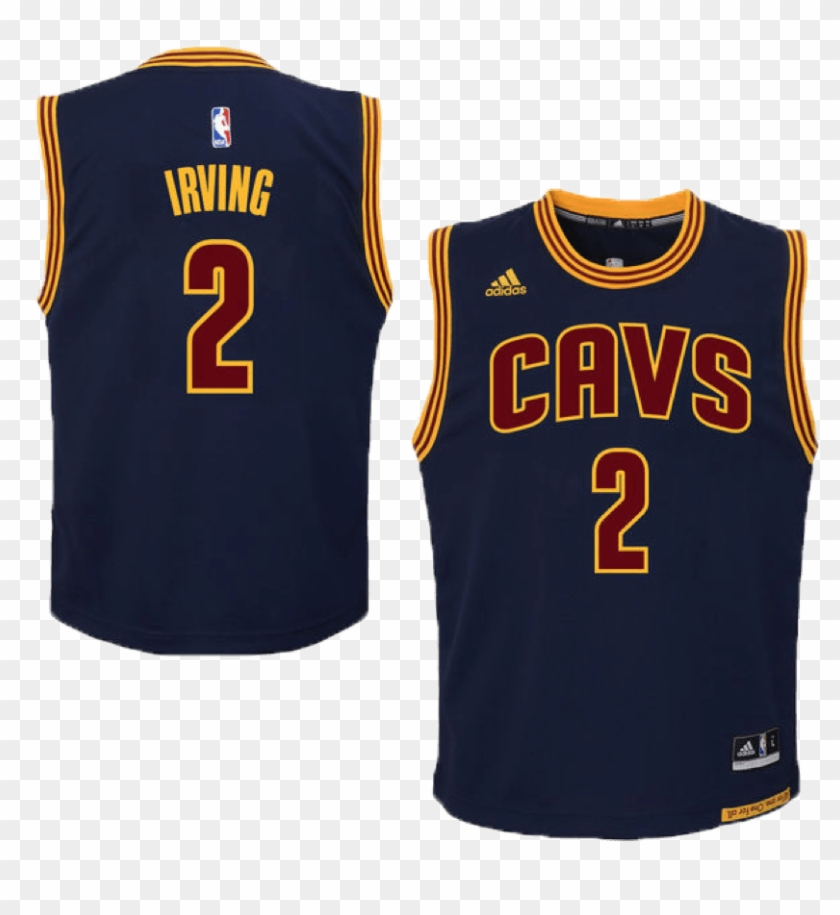 meet 1a190 f9b63 Kyrie Irving - Cleveland Cavaliers Basketball Jersey, HD Png ...