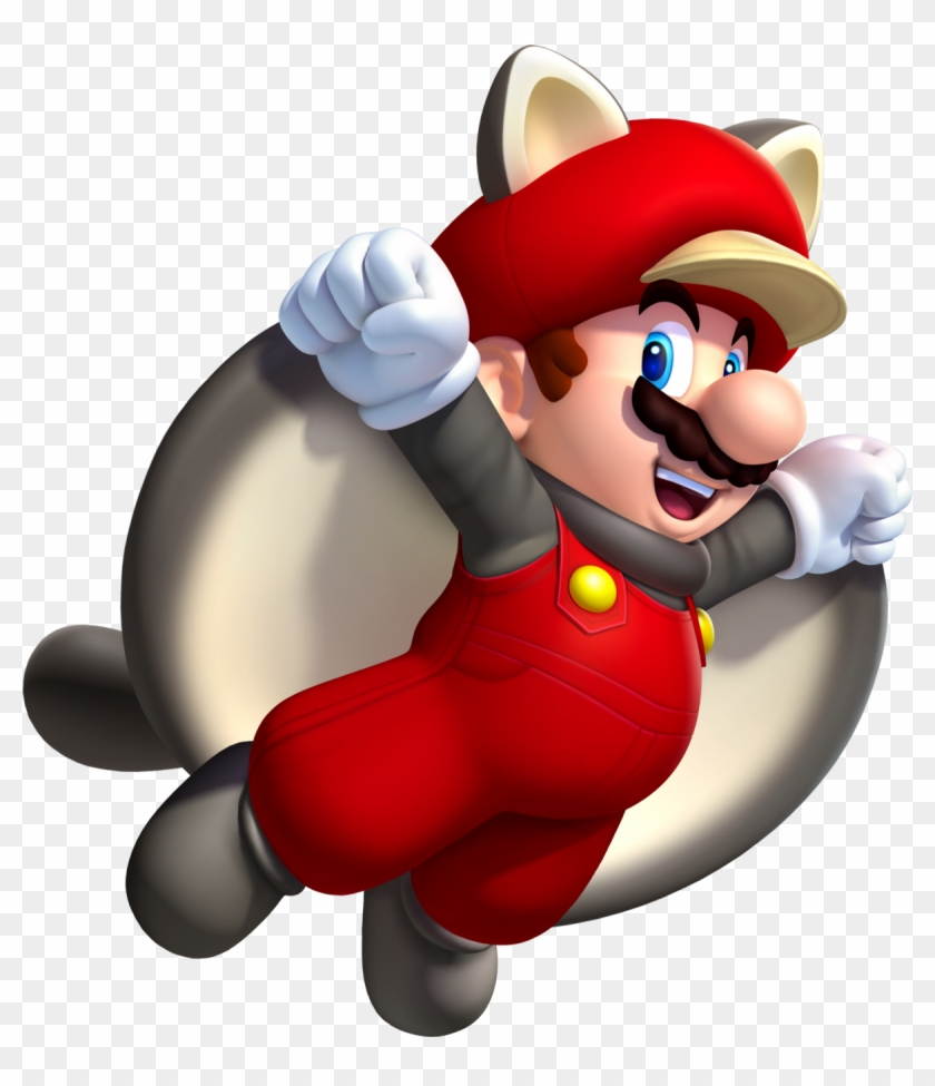 Super Mario Wiki Β - New Super Mario Bros U Acorn, HD Png