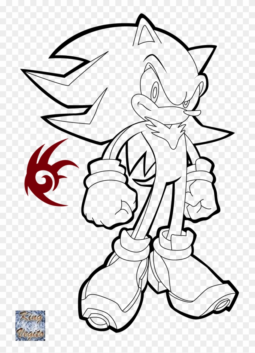 - Full Size Of Coloring Pages - Sonic The Hedgehog Coloring Pages