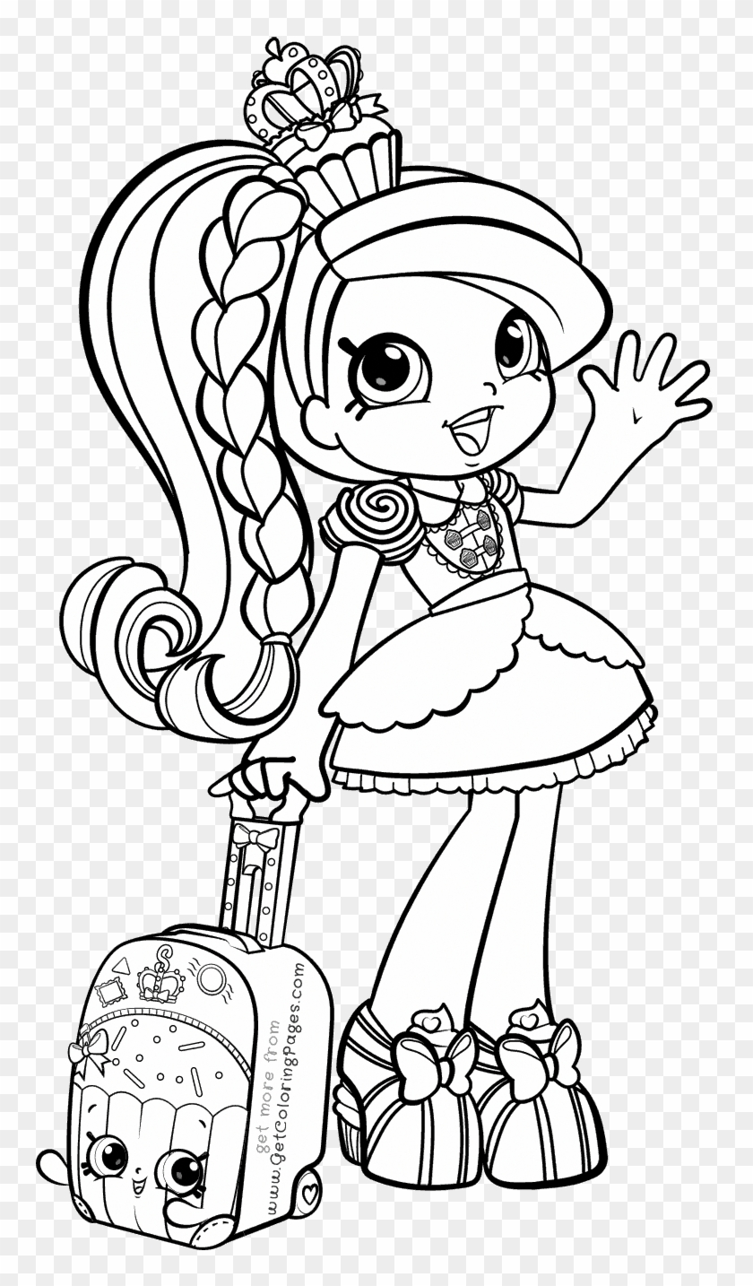 4200 Coloring Pages Shopkins  Images