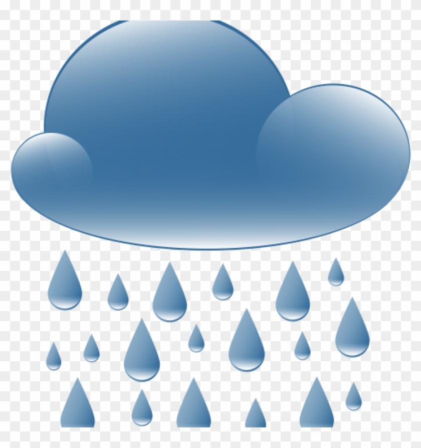 Rain transparent. Clipart png cloud weather