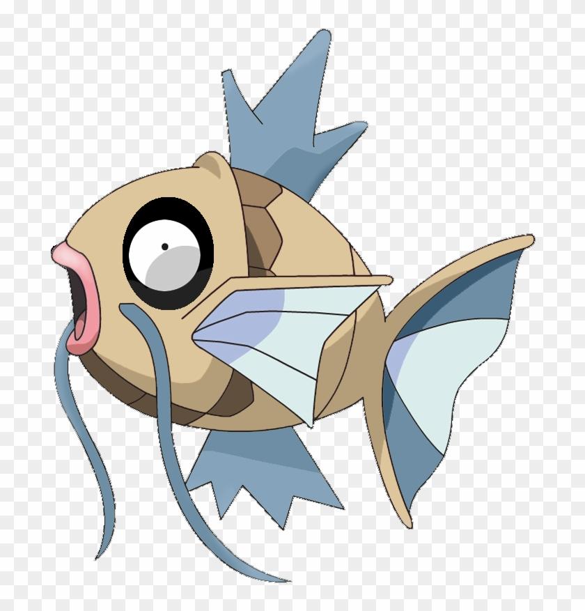 Shiny Magikarp Pokemon Let's Go - Shiny Magikarp Transparent