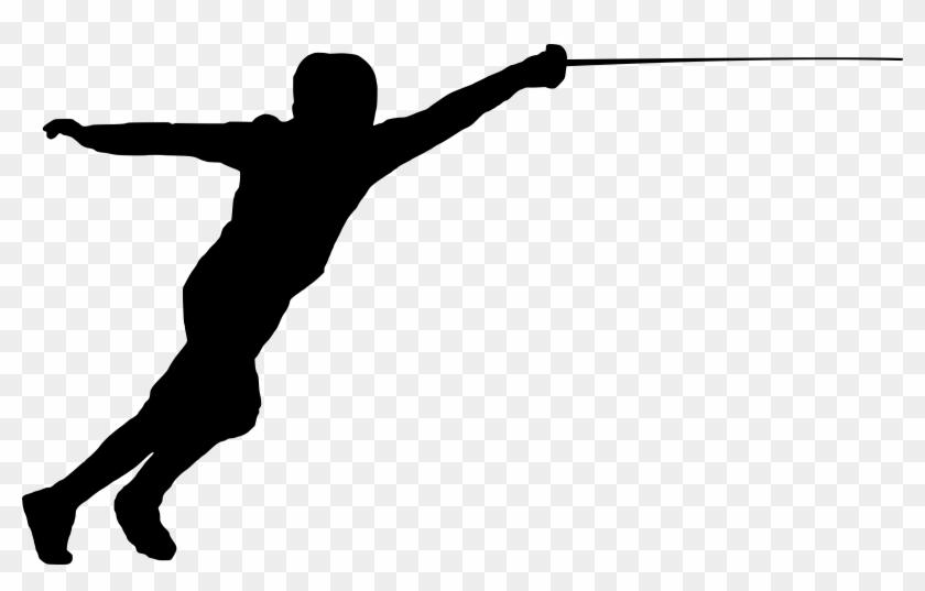 Fencing Sport Clip Art Png Download Transparent Png 2400x1420 3079357 Pngfind