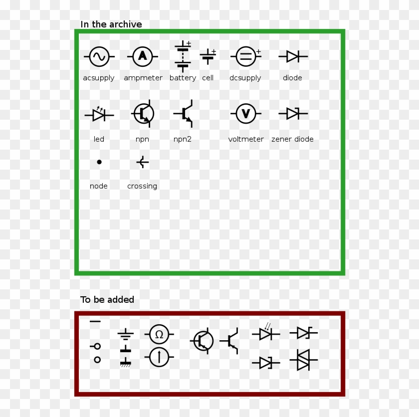 Surprising Iec Electronic Circuit Symbols Electrical Symbol For Power Meter Wiring Digital Resources Tziciprontobusorg